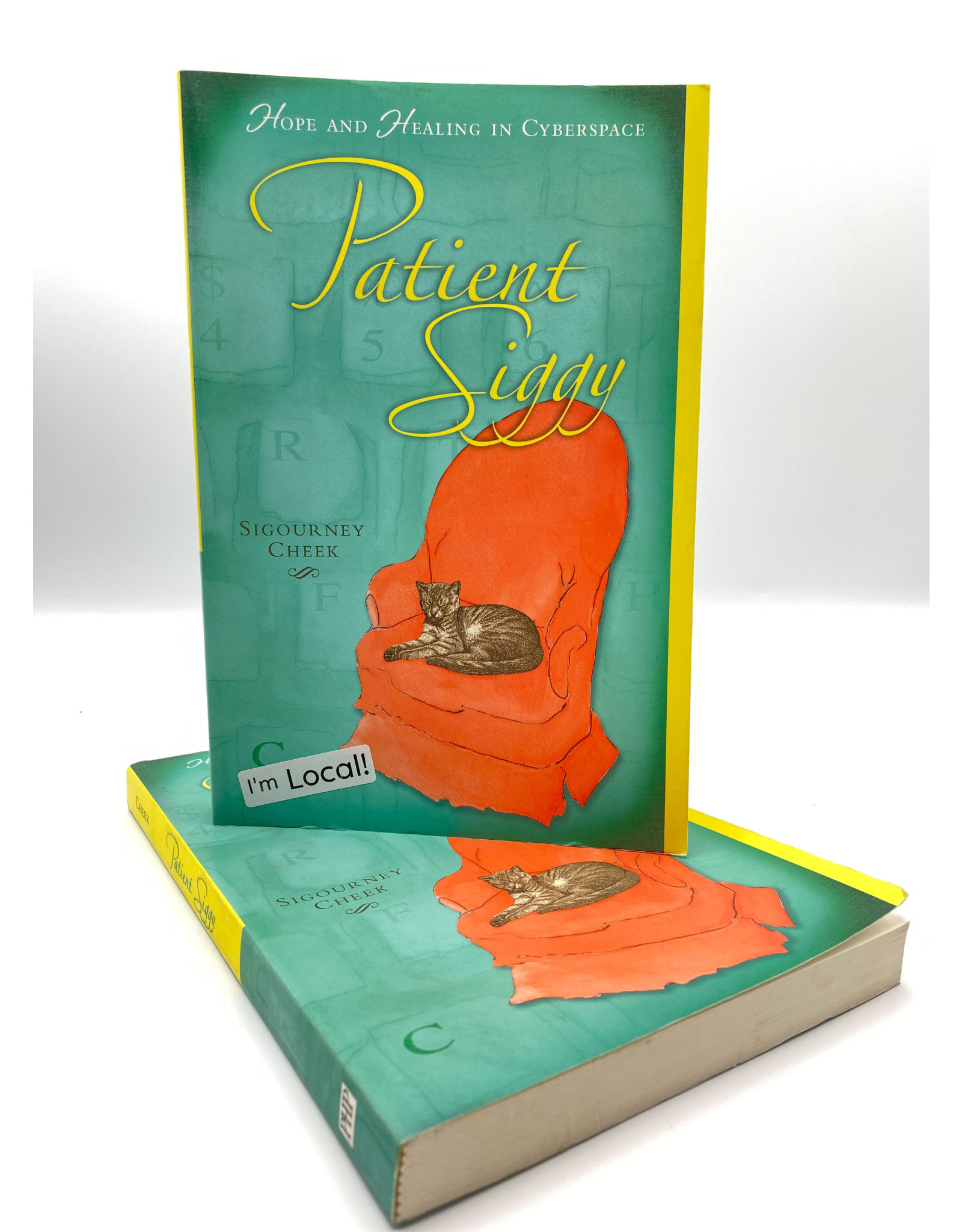 Patient Siggy Book