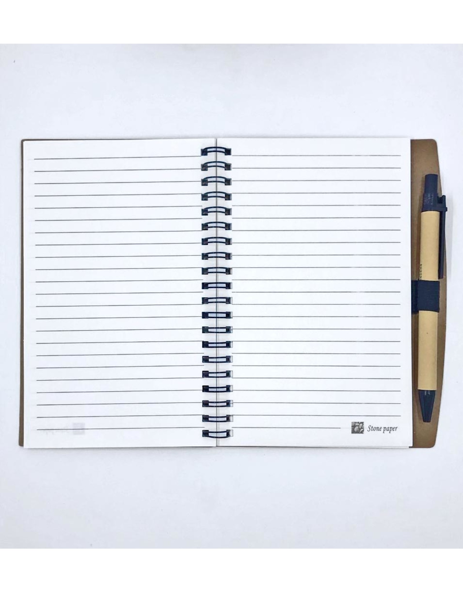 Cheekwood Stone Paper Notebook with Pen