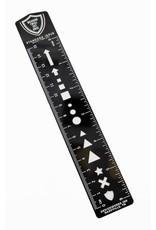 Ruler Bookmark