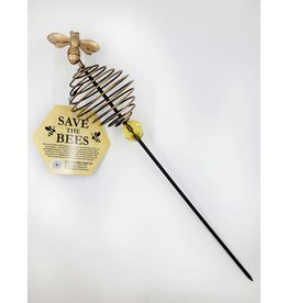 Spiral Beehive Plant Stake