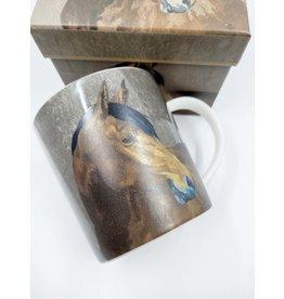 Horse Boxed Mug