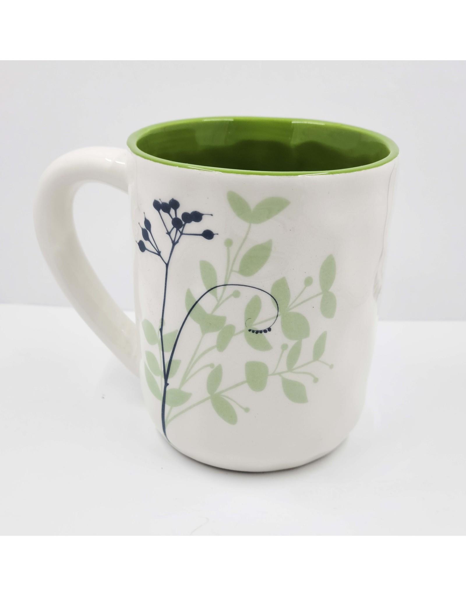 Flower Stalk Mug