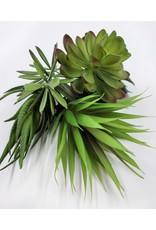 Faux Succulents Pack