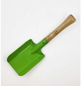 Small Green Garden Shovel