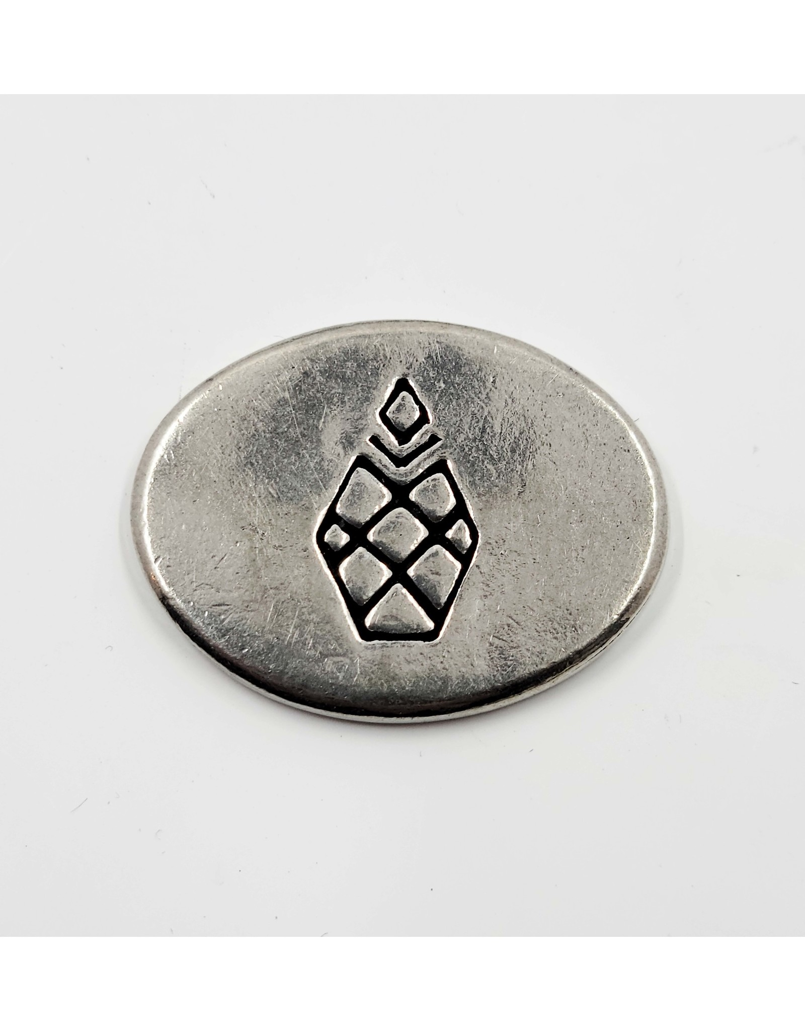 Pewter Tokens - Assorted