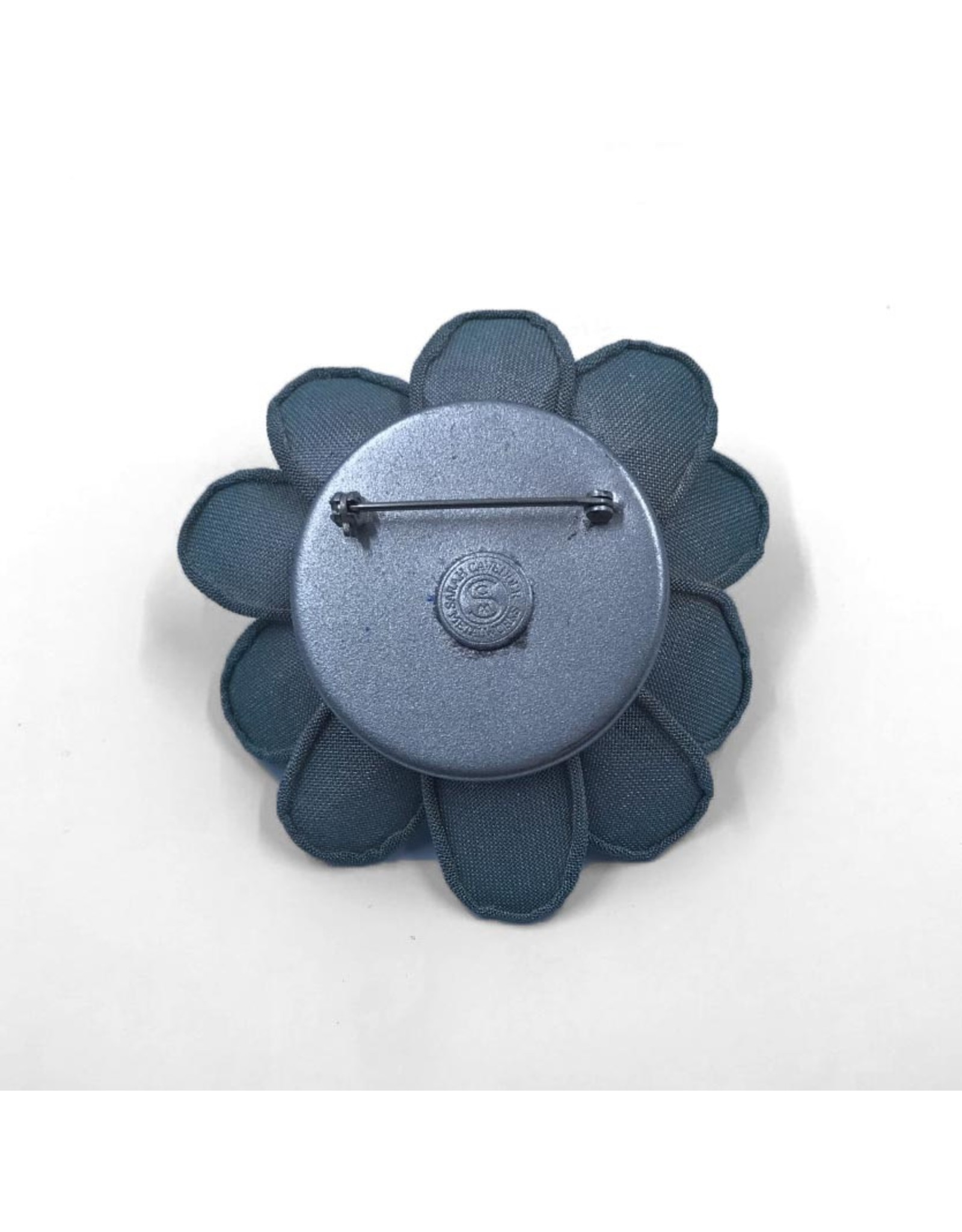 Flower Mesh Pin