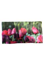 Cheekwood Tulips Silk Scarf