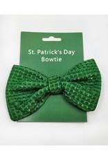 St. Pats Sequin Bowtie