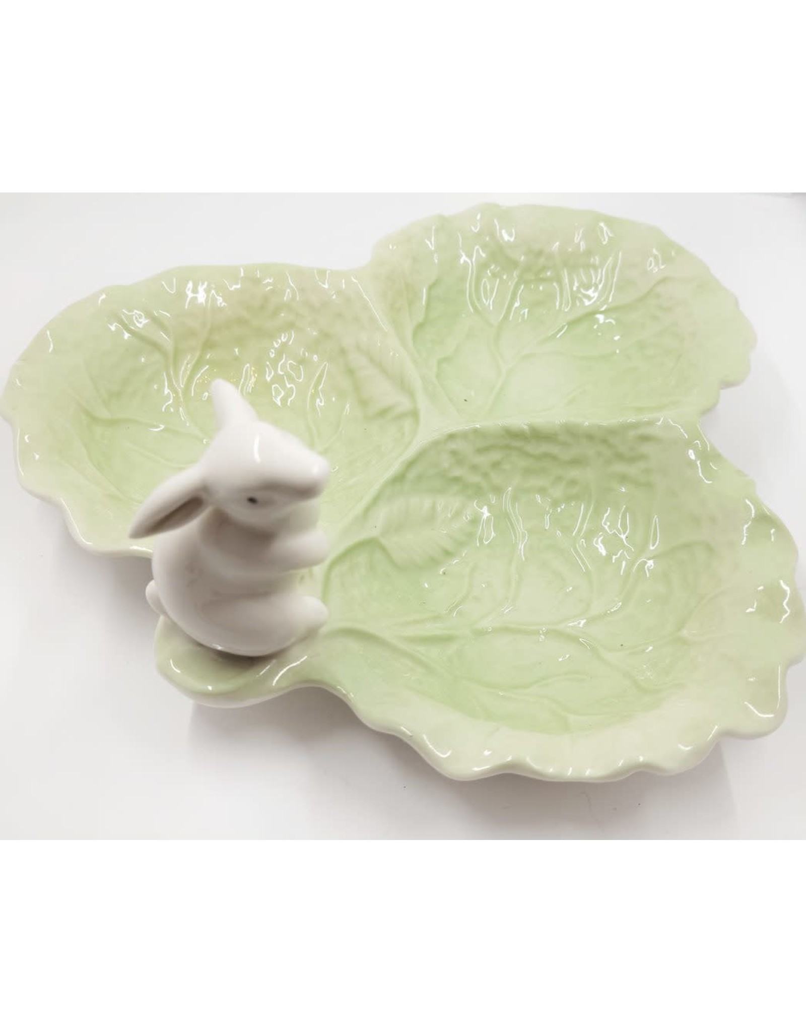 Lettuce Rabbit Dish