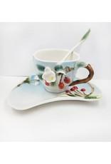Garden Party Tea Set