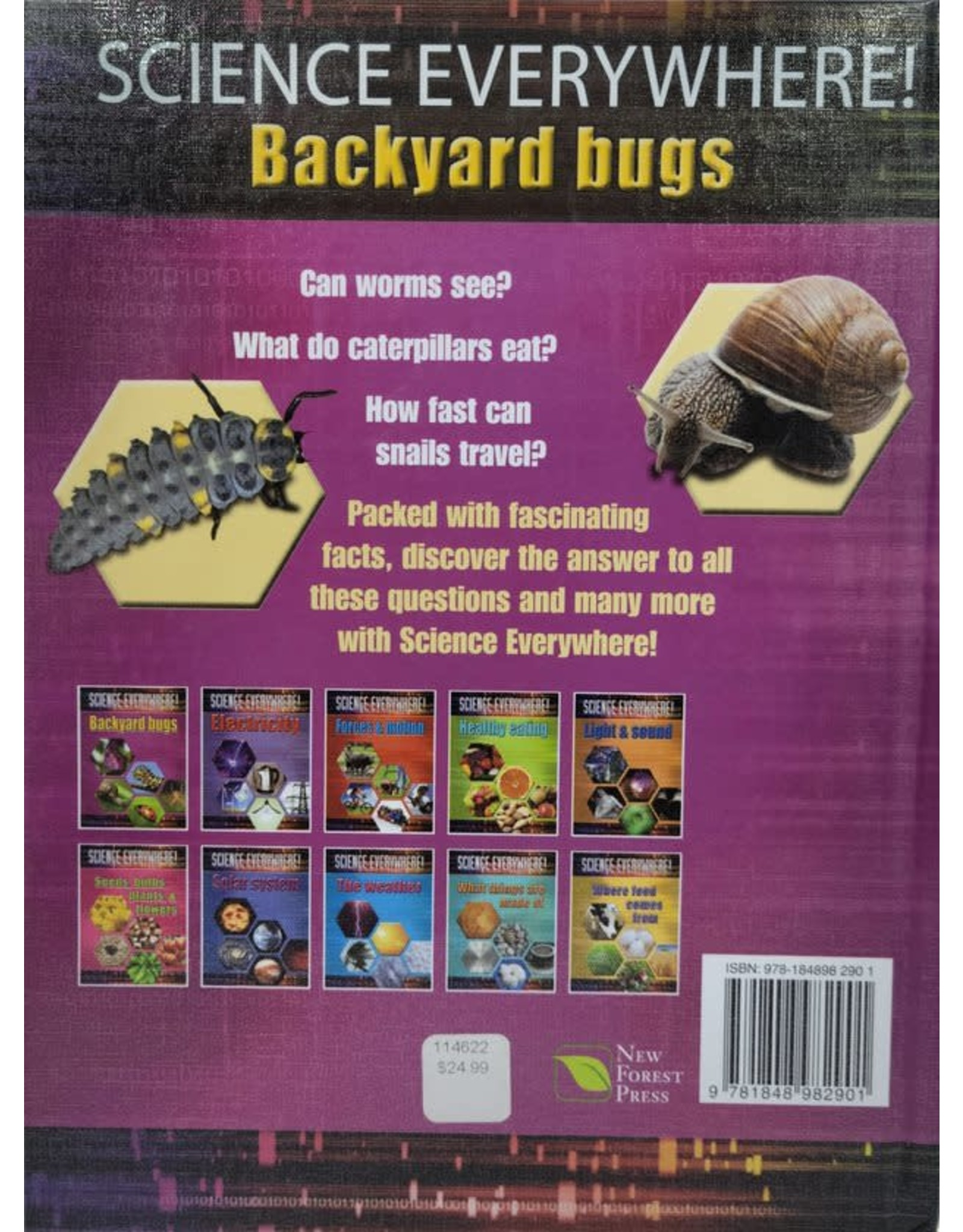 Backyard Bugs