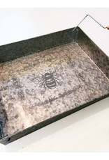Metal Bee Tray
