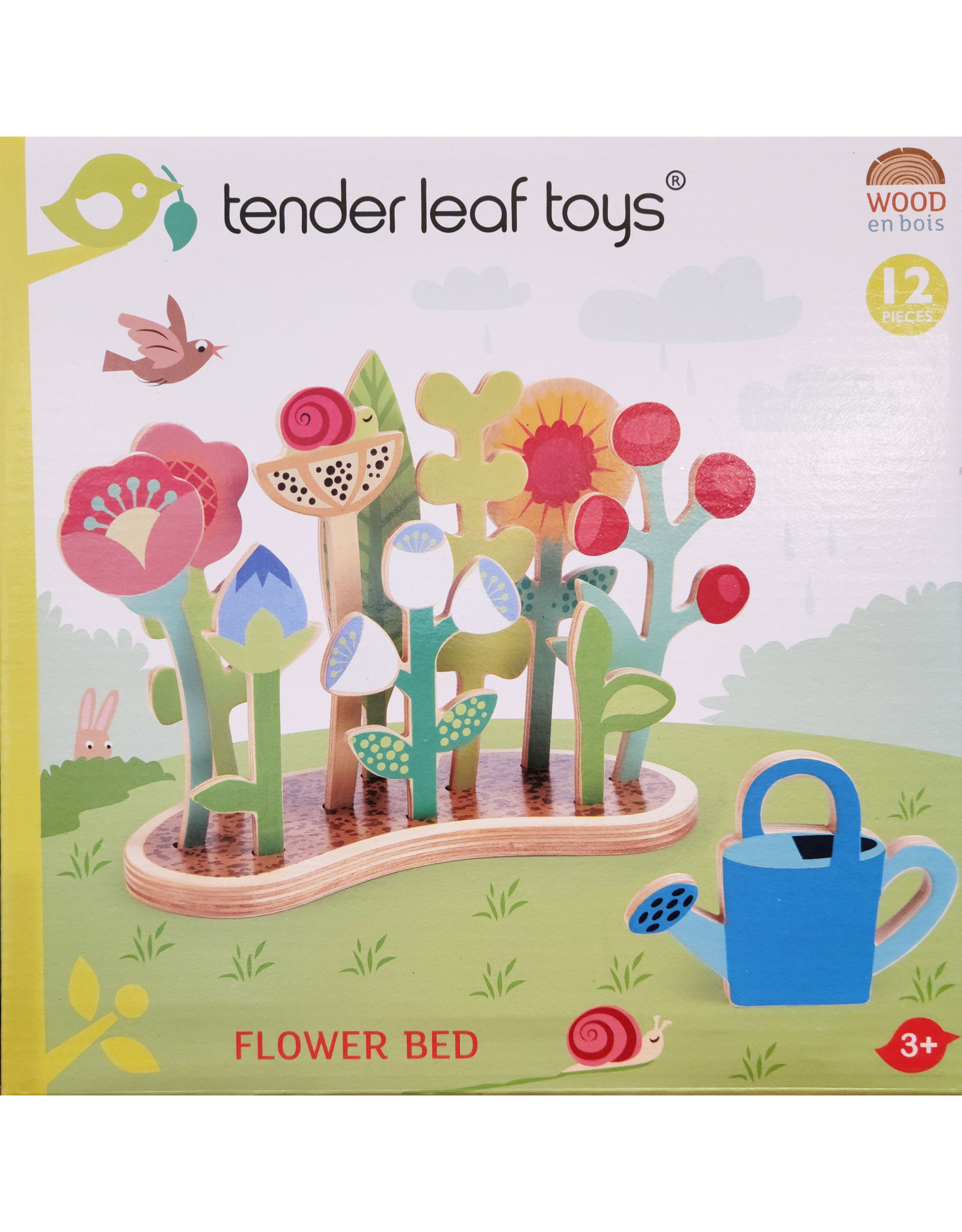 Flower Bed Play Set