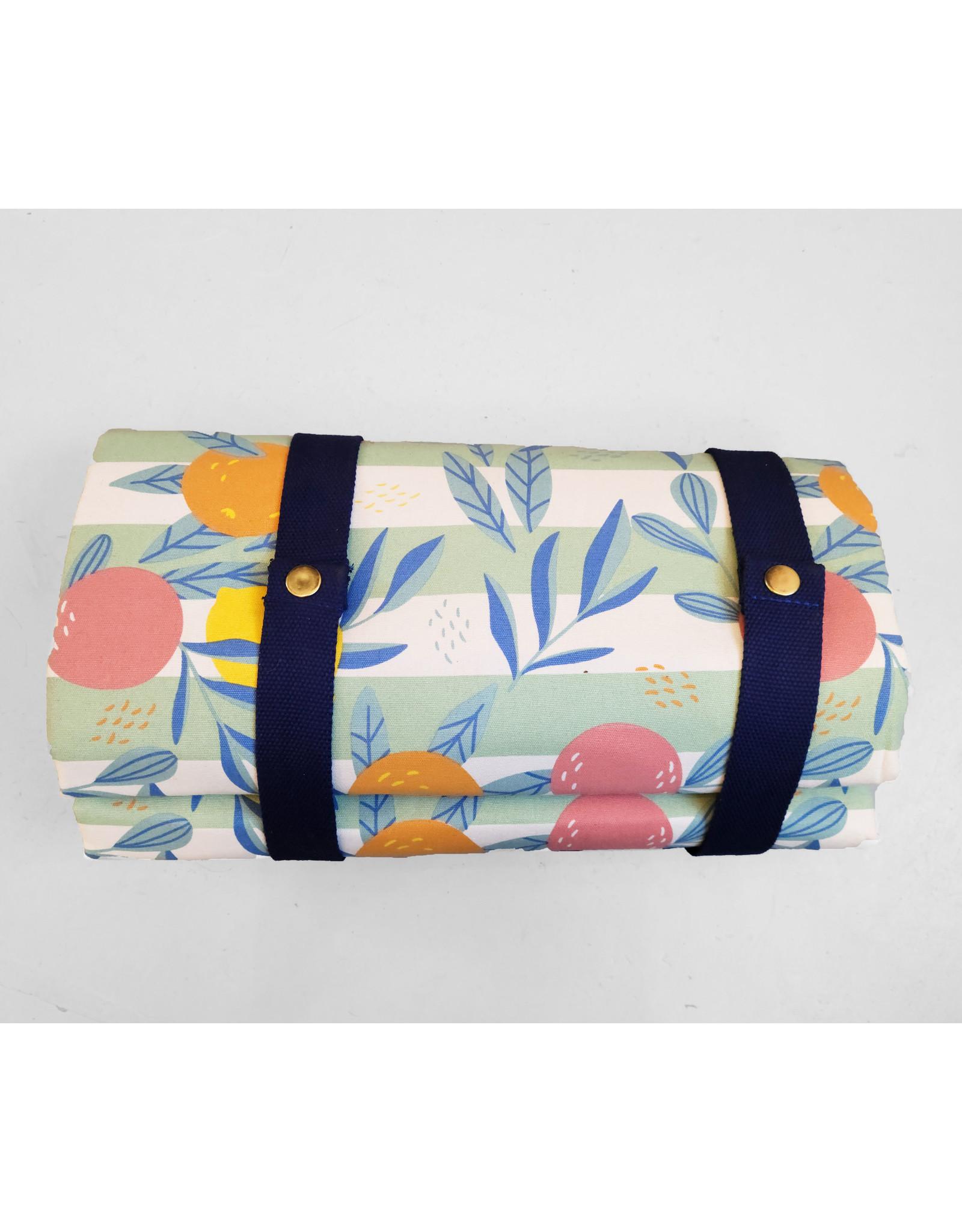 Sunny Life  Spring Picnic Blanket