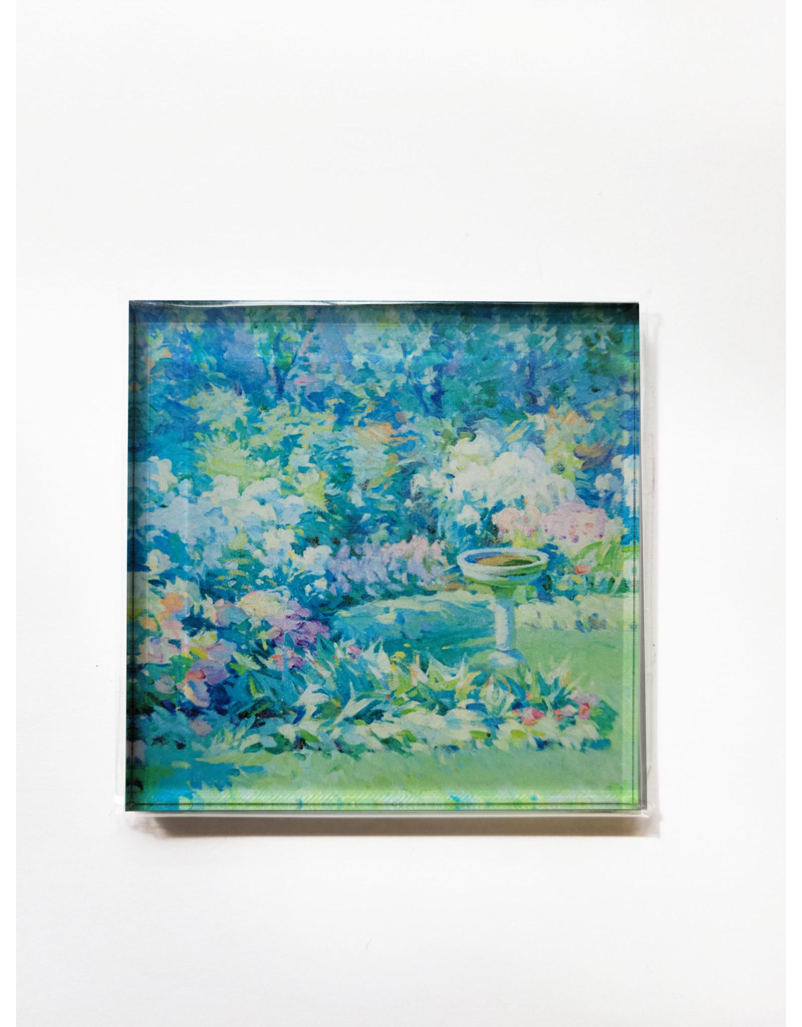Impressionism Magnet - Woodward