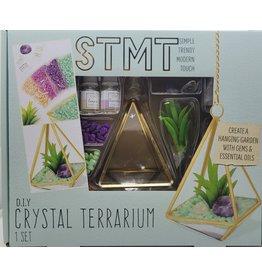 Horizon Group DIY Crystal Terrarium