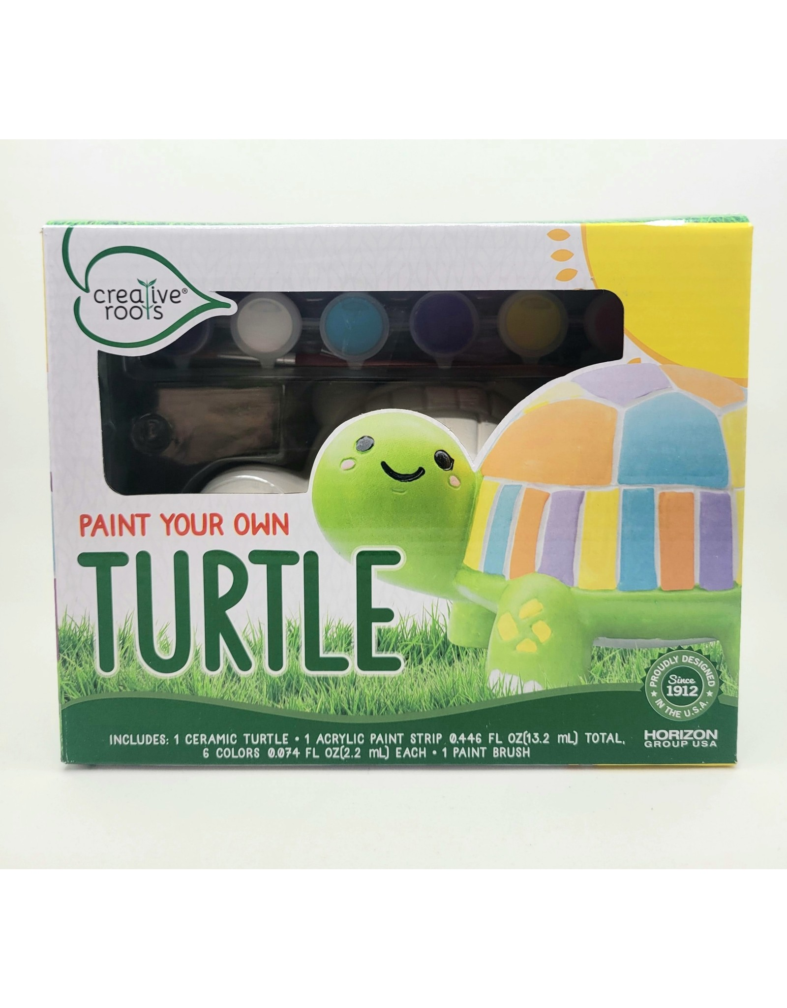Horizon Group Paint Your Own Turtle