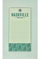 Nashville Notepad