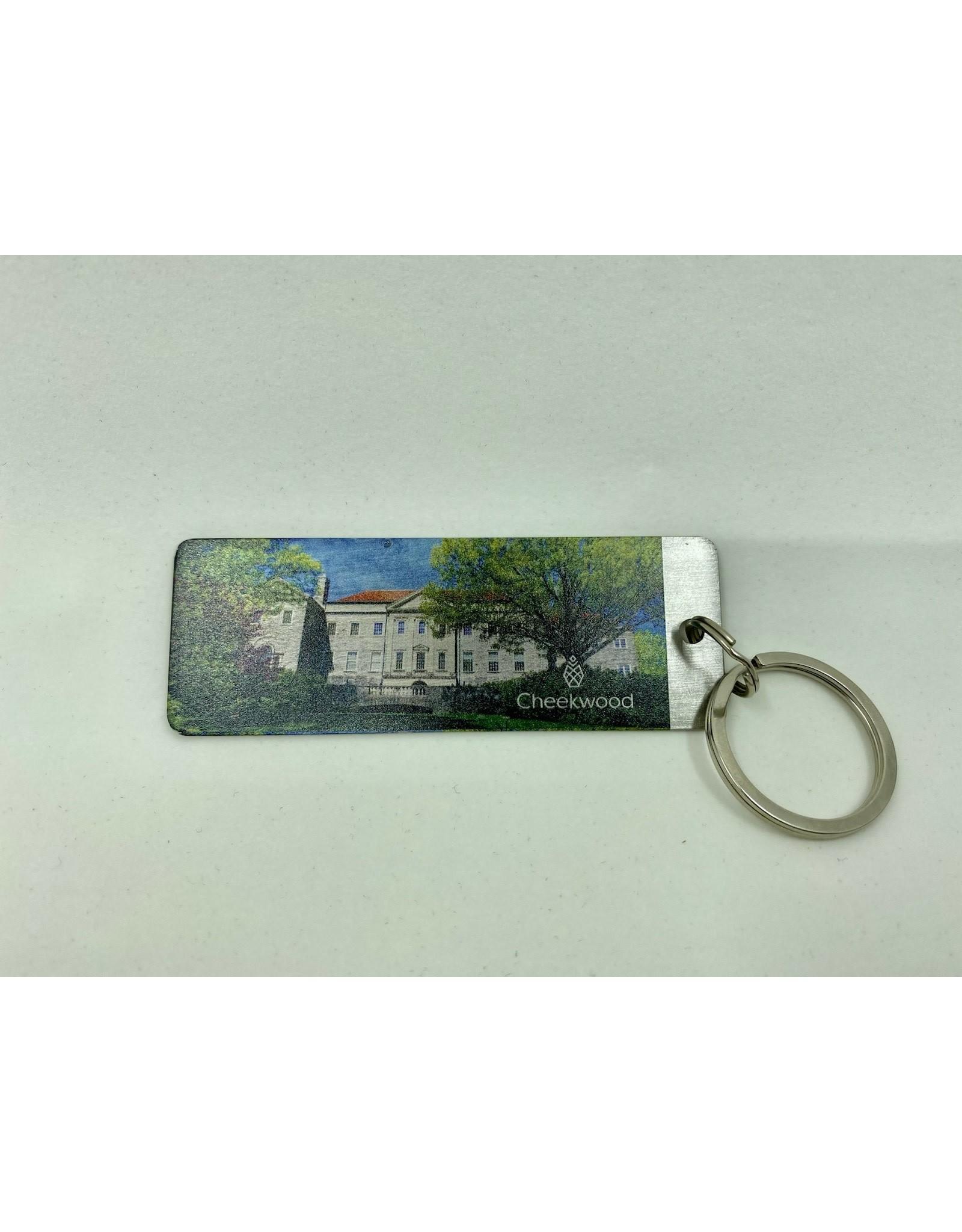 Cheekwood Mansion Keychain