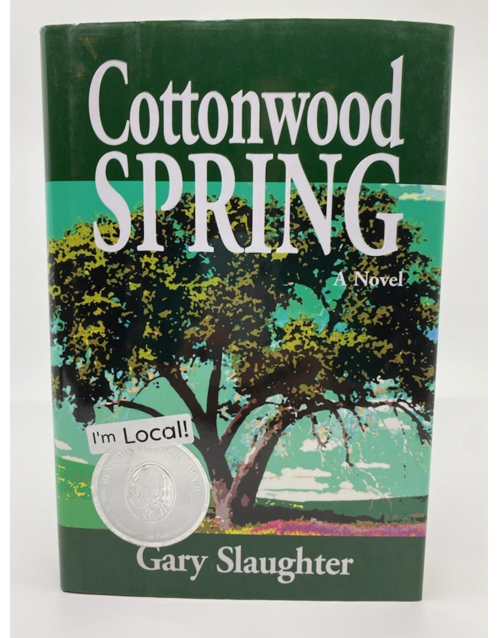 Cottonwood Novel