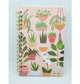 Studio Oh! Plant Spiral Journal