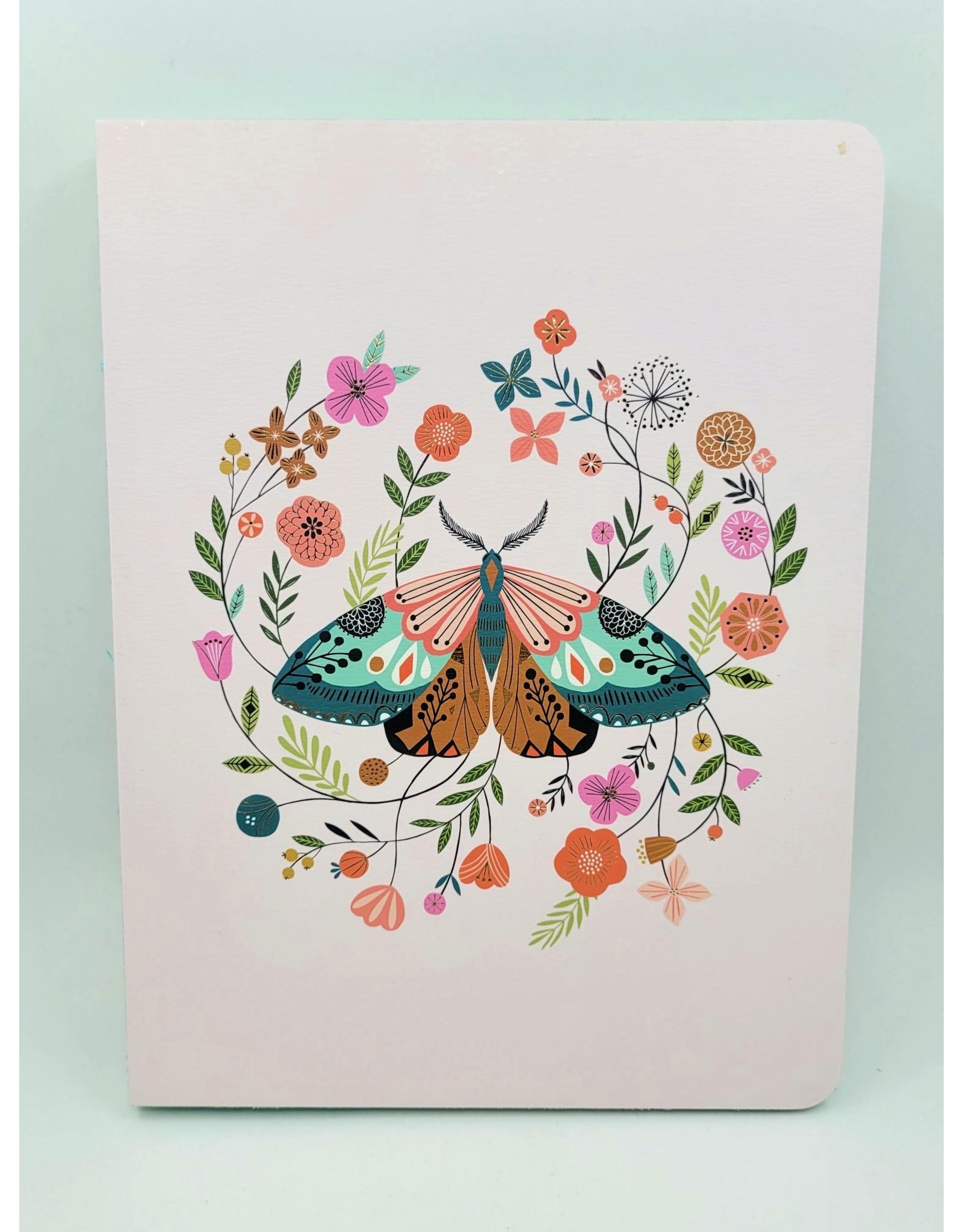 Studio Oh! Pink Moth Journal