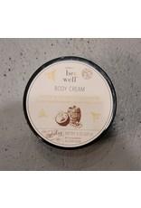 Commonwealth Soap & Toiletries Honey & Coconut Body Cream