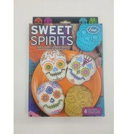 Sweet Spirits Skull Cookie Cutters