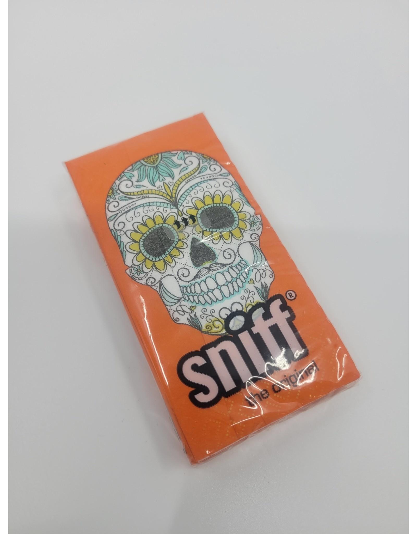 Sniff Skull Tissues