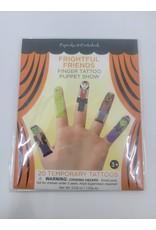 El Dia Finger Tattoos