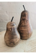 Wooden Pear
