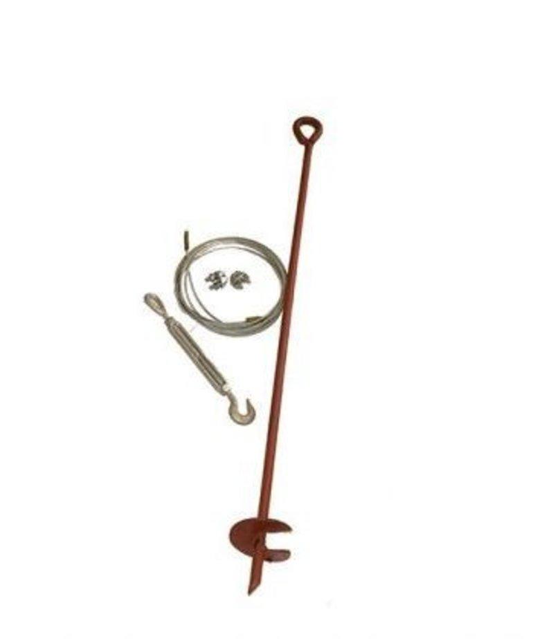 Stump Anchor Kit