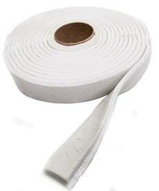 "18' White Butyl Tape 1""x.25"" Single"