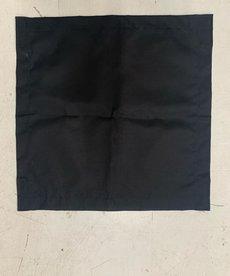 20x20 Black Curtain with Velcro