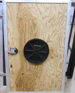 Spear Door Single Hole