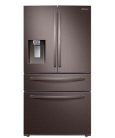Samsung Tuscan Stainless Steel 27.8 cu.ft. 4-Door French Door Refrigerator