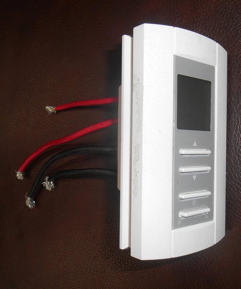 Honeywell Low Voltage Thermostat