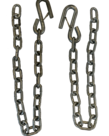Safety Chain For Glacier