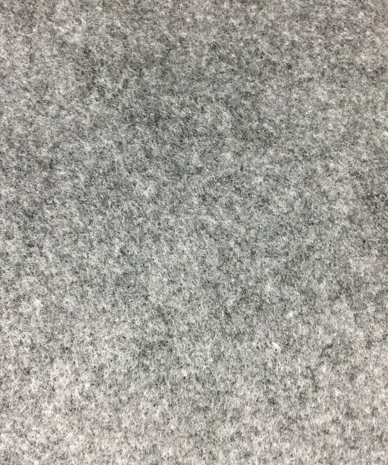 Grey Felt per lin. ft