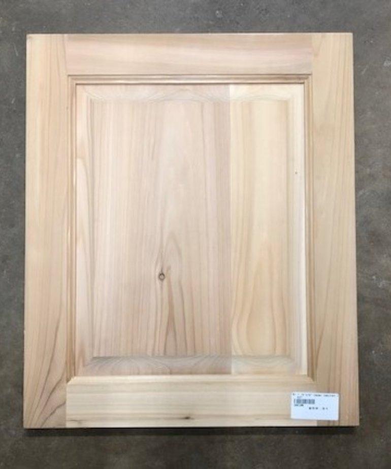 """16""""x19"""" Cedar Cabinet Door"""