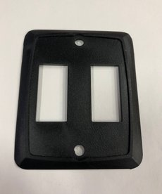 Double Switch Plates