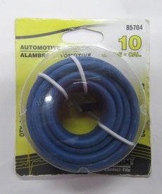 10 Gauge Auto Wire - Blue