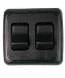 2G Black Switch Body ON/OFF Switch