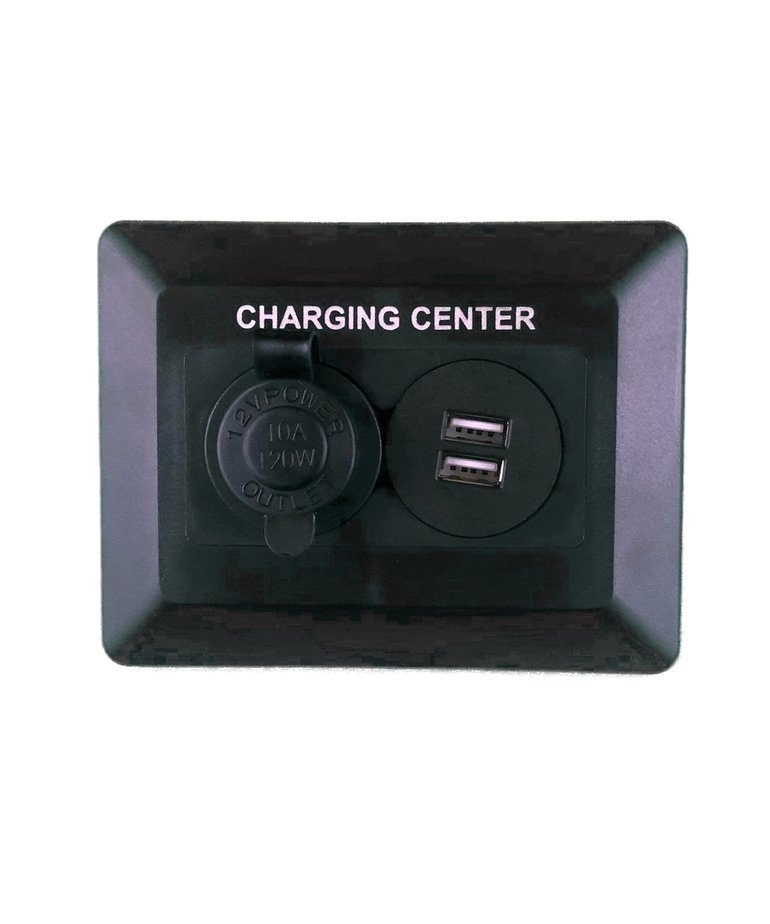 Charging Center (12V/USB)