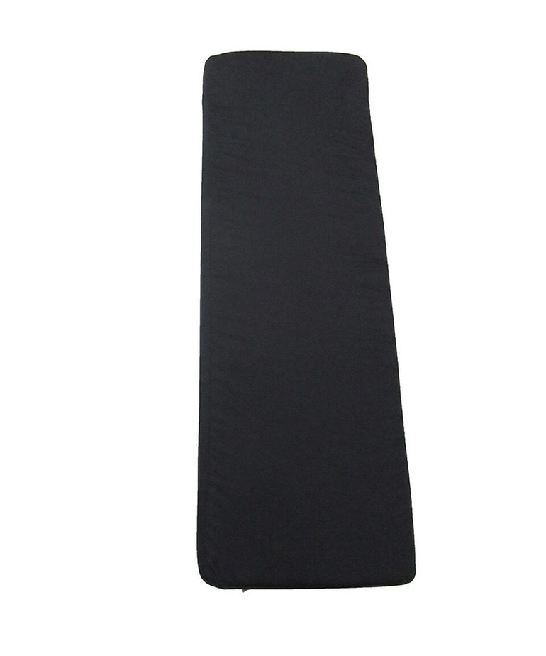 4X16X48 Black Cushion