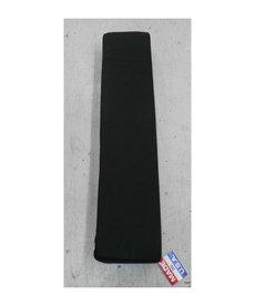 4X45X10 Black Cushion