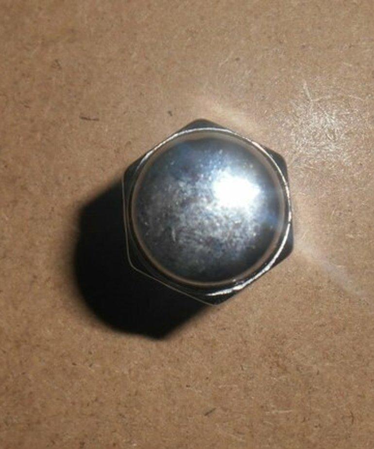 Lug Nut for Spider Wheel