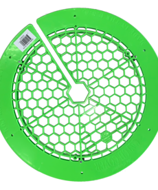 Green Safety Cover