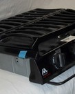 Atwood 3 Burner without Oven Black Wedgewood