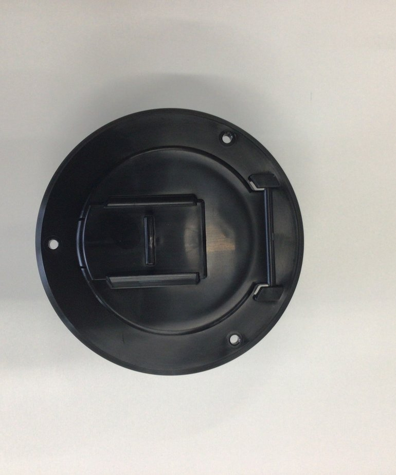 Black Cable Hatch RV Designer